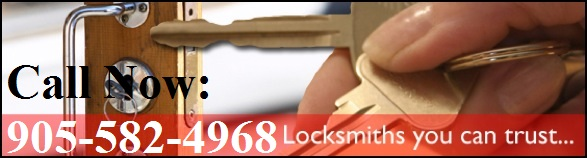 Locksmith banner oakville